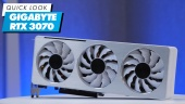 Gigabyte RTX 3070 - Quick Look