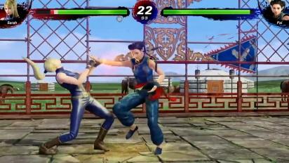 Virtua Fighter 5: Ultimate Showdown - HD Upgrade Trailer