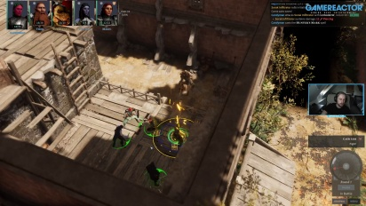 Solasta: Crown of the Magister - Livestream Replay