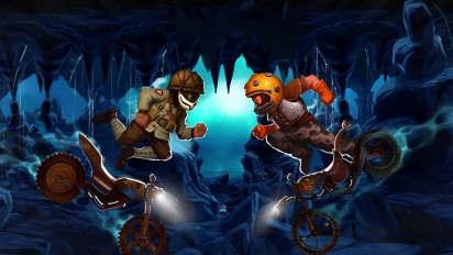 Trials Frontier - PVP Trailer