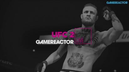 Vi delar ut däng i UFC 2