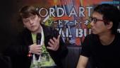 Sword Art Online: Fatal Bullet - Vi pratar med Yosuke Futami
