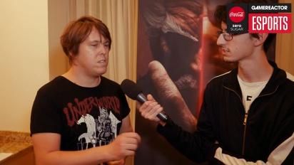 Tekken 7 - Michael Murray intervjuad på Tekken World Tour