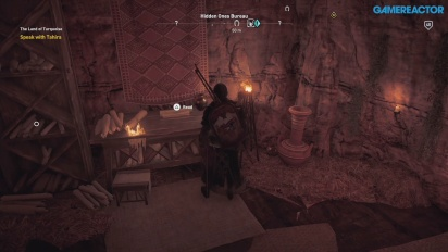 GRTV: Vi testspelar Assassin's Creed Origins - The Hidden Ones