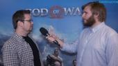 GRTV pratar om God of War med utvecklarna