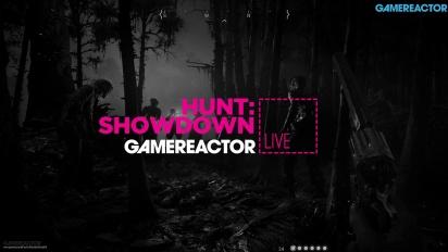GRTV klämmer lite på Cryteks Hunt: Showdown