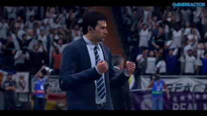 FIFA 19 - The Journey: Champions HD Gameplay Real Madrid - Manchester United