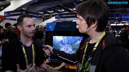 GRTV på GDC19: Intervju med skaparen av Last Oasis