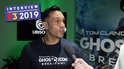 GRTV på E3 19: Intervju med studion bakom Ghost Recon: Breakpoint (2)
