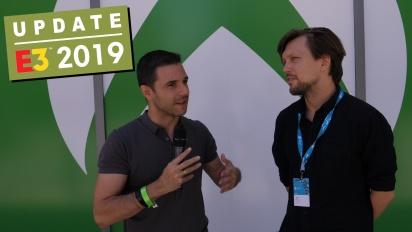 GRTV på E3 19: Vi provar Microsofts nya Xbox-titlar
