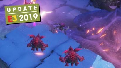 GRTV på E3 19: VI klämmer lite på Darksiders Genesis