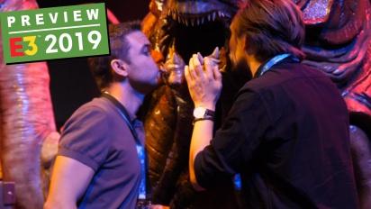 GRTV på E3 19: Vi provklämmer lite på Gears of War 5