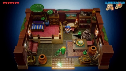 GRTV spelar The Legend of Zelda: Link's Awakening (2)
