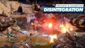GRTV tillbringar tid med Disintegration