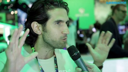 E3 13: Brothers: A Tale of Two Sons - Josef Fares-intervju