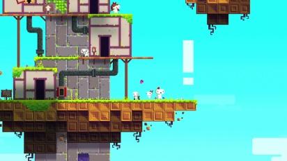 Fez - PS4, PS3 & PSVita Trailer