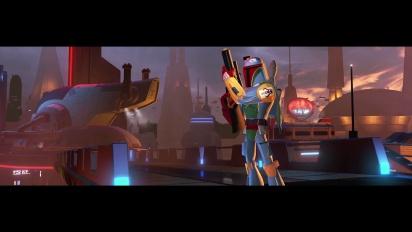 Disney Infinity - E3 2015 Sony Exclusivity Trailer