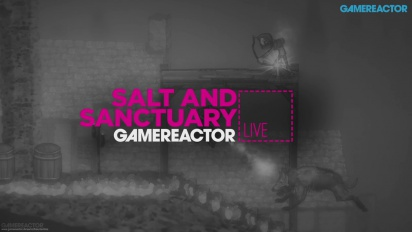 Salt and Sanctuary - Livestreamrepris