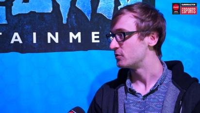 IEM Katowice - Vi pratar med Blizzards Sam Braithwaite