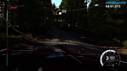 Dirt 4 - You Stage creation + Wales Rally Gameplay