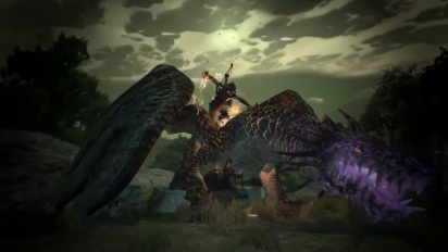 Dragon's Dogma Dark Arisen Remastered Gameplay Trailer (PS4/Xbox One/PC)