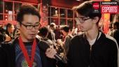 Vi pratar med Tissuemon under Tekken World Tour 2017