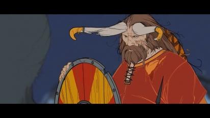 Banner Saga 3: Fasolt, The Loyalist - Character Trailer
