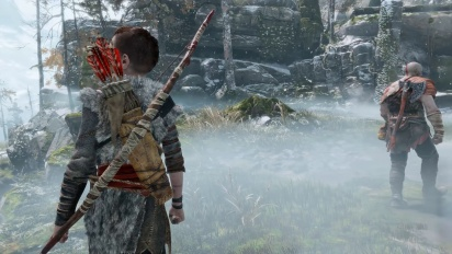 God of War - 15 Minutes Of Gameplay