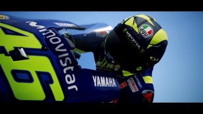 MotoGP 18 - Gameplay Trailer