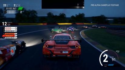 Assetto Corsa Competizione - Spa-Francorchamps Ferrari 488 GT3 Day/Night Gameplay