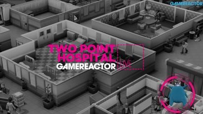 GRTV spelar Two Point Hospital