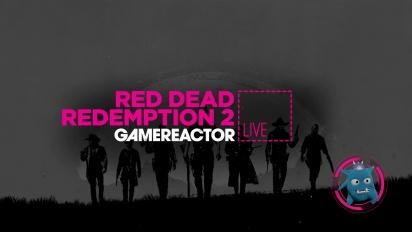 GRTV spelar Red Dead Redemption 2