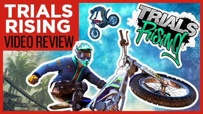 GRTV videorecenserar Trials Rising