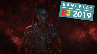 GRTV på E3 19: Vi provspelar Gears 5