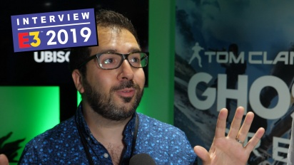 GRTV på E3 19: Intervju med studion bakom Ghost Recon: Breakpoint