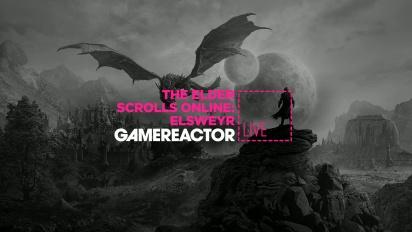 GRTV spelar The Elder Scrolls Online: Elsweyr