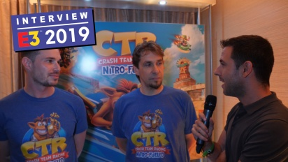 GRTV lirar Crash Team Racing Nitro-Fueled (2)