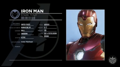 Marvel's Avengers - Character Profile: Iron Man