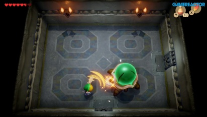GRTV spelar The Legend of Zelda: Link's Awakening (1)