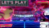 GRTV tillbringar tid med Pokémon Sword/Shield (1)