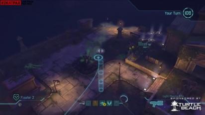 Xcom: Enemy Unknown - Jake the Lead Designer vs Jeff the Fan Multiplayer Match