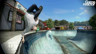 Skate 3 - Industrial District Trailer