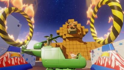 Disney Infinity - Toy Box Character Montage - Trailer