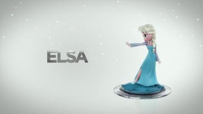 Disney Infinity - Elsa from Frozen - Trailer
