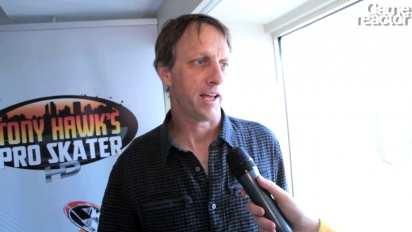 GDC 12: Tony Hawk-intervju