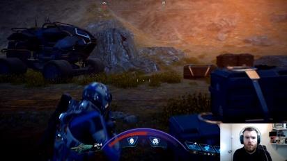Livestream-repris - Vi spelar Mass Effect: Andromeda