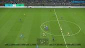 PES 2018 - 3vs3 online beta gameplay