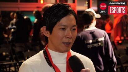 Tekken World Tour - Vi pratar lite med Qudans