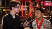 Tekken World Tour - Intervju med Saint