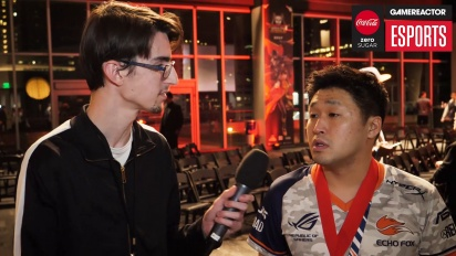 Tekken World Tour - Intervju med Saint